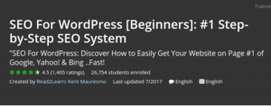 read2learn udemy reviews