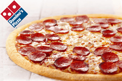 dominos pizza social media marketing