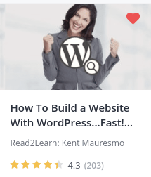 udemy how to build a website with wordpress