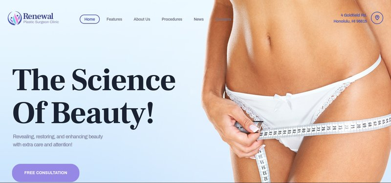 seo for cosmetic surgery